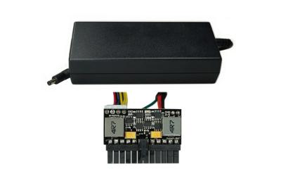 150 W Mini-Plug / 150 W Adapter mini-Netzteil Set